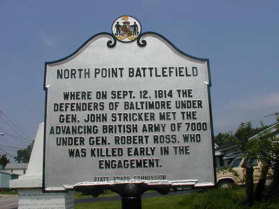 Historical Markers Marker Details
