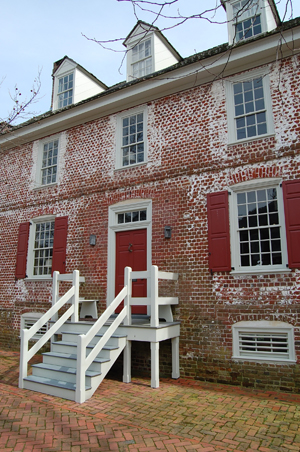 Chestertown National Historic Landmark District
