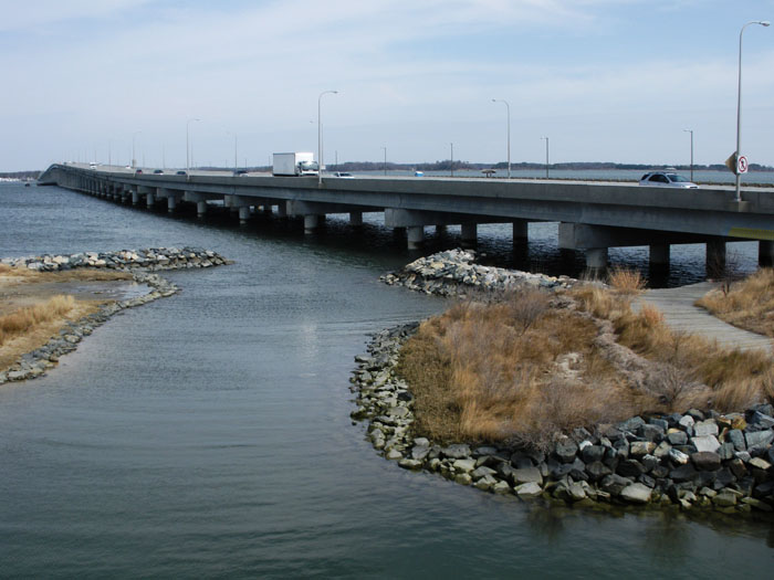 US 50 Bridge over the Choptank River, Dorchester Co.