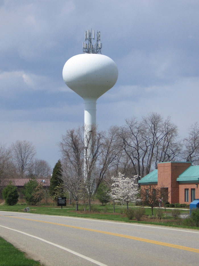 Water Tower, Kent Island, Queen Anne's Co.