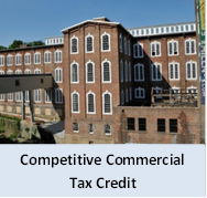 Competitive Commercial Tax Credits