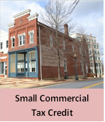 Small Commercial Tax Credits